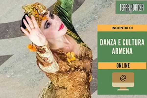DANZA E CULTURA ARMENA  - video promozionale
